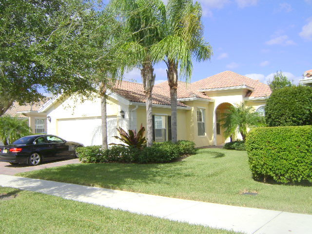 , Tradition Port St Lucie Home For Rent at The Lakes