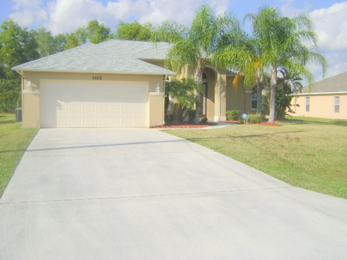 Port St Lucie Custom Home